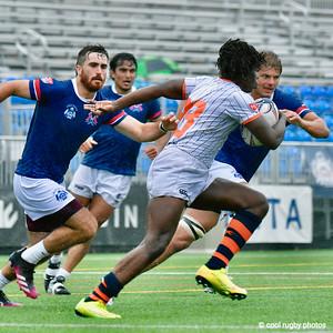 NE Independents v RugbyUnited NY Academy