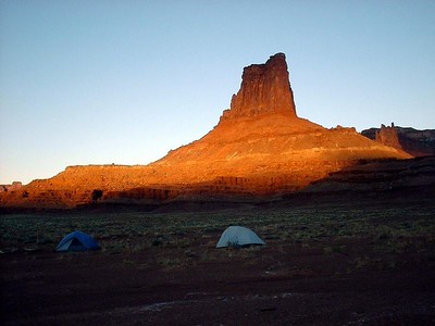 White Rim Trail, Canyonlands N.   P. 2006