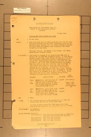 5th BG June 23, 1944