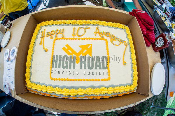 High Road Services Society 10 years anniversary
