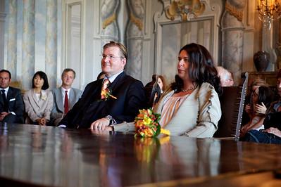 Wedding Sven and Christina, 2010.