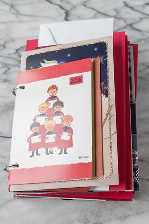 3.20.19 2018 Christmas Card Book