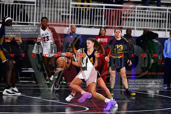 Blair (NJ) Girls Varsity Basketball 12-13-19 | She Got Game