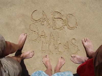 2007 Cruise - Cabo San Lucas, Baja California