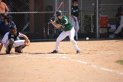 Warrior Baseball vs Mayer Lutheran