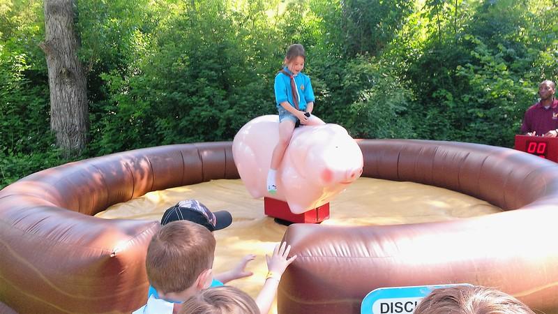 Circus Fun Day @ Frylands June 2014