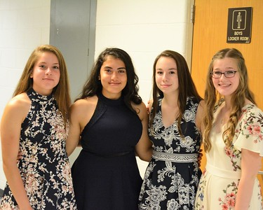 Hackettstown Middle School Graduation 2018-06-22