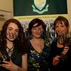 Top Candidates in N,Ireland ,Sara-Louise Cooper (left) Dearbhail Mc Donald (guest speaker) & Jane Rooney, 06W51N70