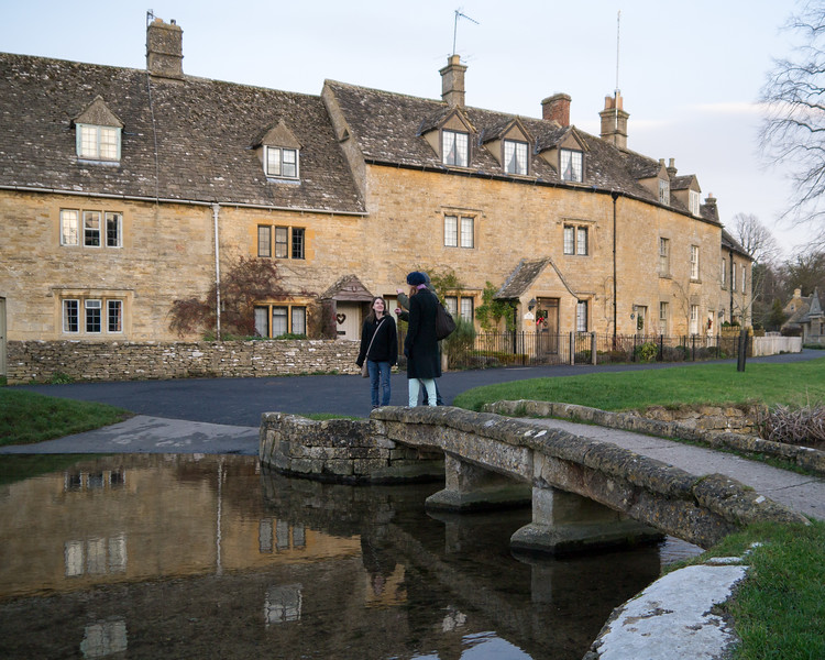 Walk from Bourton On Water Visitor