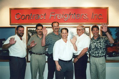8-2-2000 CFI Sales Conference @ Fat & Happy