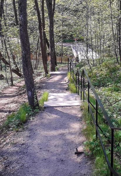 "Nature Monument ""Park Sergievka"""