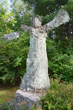 Sculptures being removed from Natural Bridge State Park - 081419