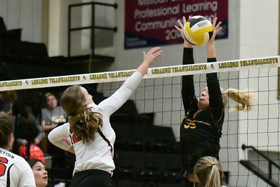 Volleyball - LHS 2018-19 - Carl Junction Ozone
