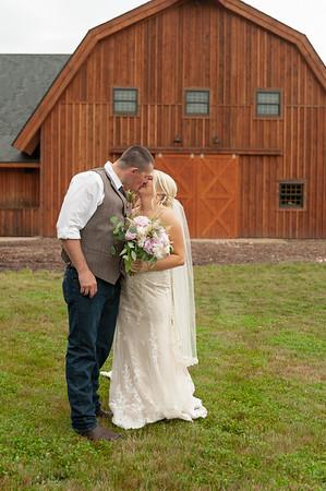 The Wedding of Cassidy & Jordan