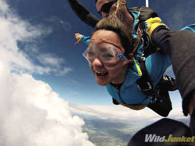 Skydiving Gold Coast