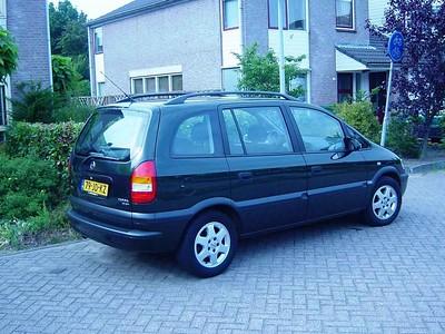 The Opel Safira