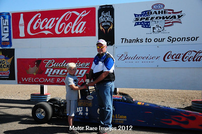 """July 8, 2012 - Coca Cola Points Race #4 w/2012 Summit Racing """"King of the Track"""""""