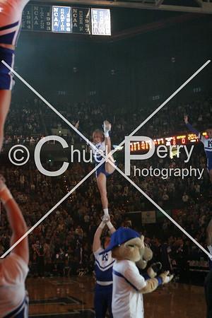 2007-08 Cheerleading