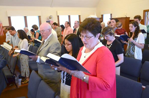 Cornerstone Baptist Church celebrates 30 years-062914