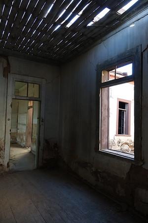 Oficina Salitrera Chacabuco