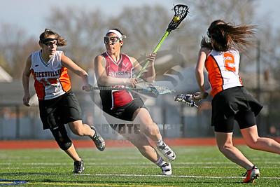 4/4/2012 (Girls) - Syosset vs. Hicksville - Hicksville High School, Hicksville, NY