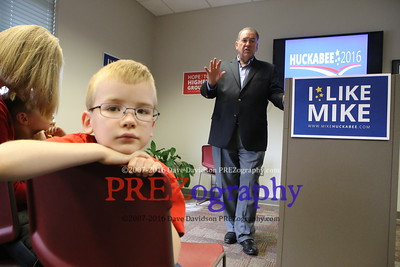 Mike Huckabee Grundy Center 10-6-15
