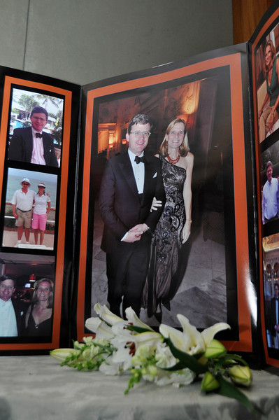 May 18, 2012 - Carol and  Michael's Engagement Party at the Princeton Club