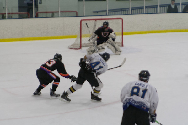 Delco Phantoms at Hatfield Ice Dogs 16A White 11-23-2013