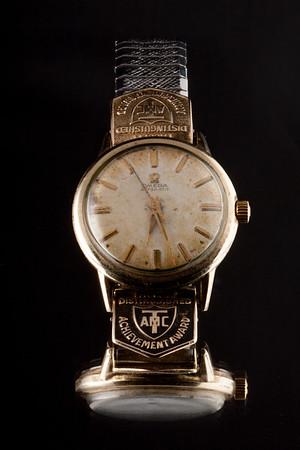 Distinguished Achievement Watch