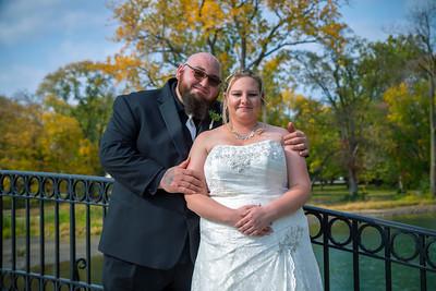Dan and Amanda's Wedding 10-10-2020