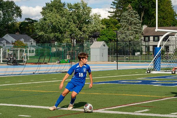 Boys V Soccer vs Jonathan Alder