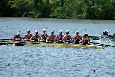 Penn. Novice 8 at Sprints, 2007