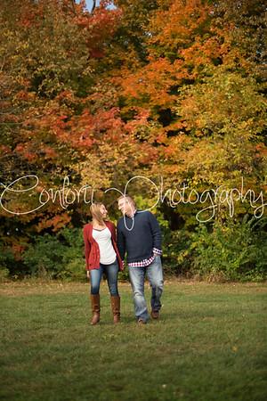 Ryan and Christina Engagement Photos