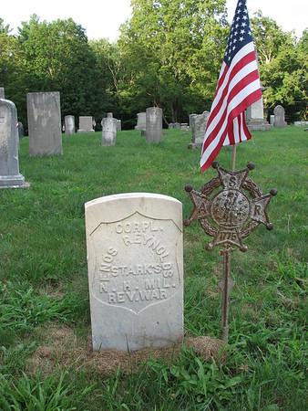 Enos Reynolds Grave