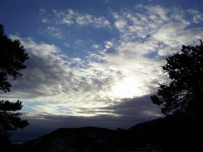 Betasso Solstice Sunrise