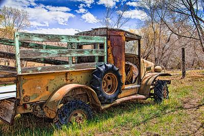 American Truck Relics