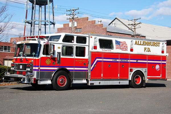 Allenhurst Fire Department Station 81-1