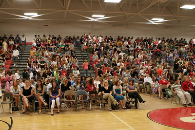 5/20/2009 Senior Honors Assembly