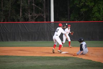 2018 SSHS @ CHS Baseball