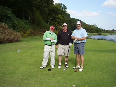 Robert Trent Jones Golf Outing - October 2008
