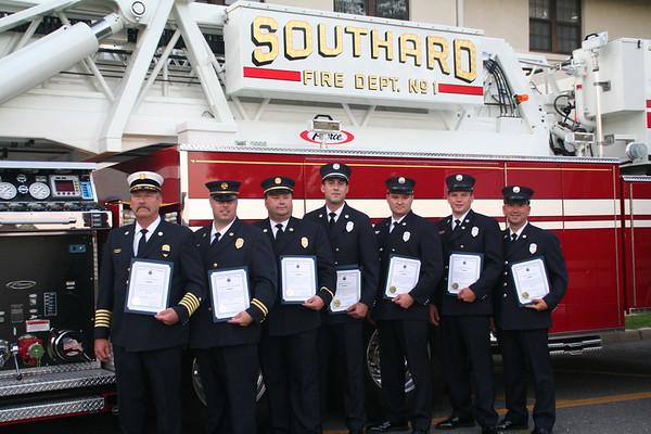 22 Friendship Fire Award Presentation