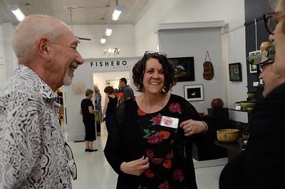 Nina's Gallery Show