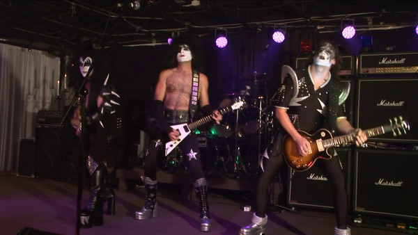 """Kiss Alive"" - Kiss tribute band"