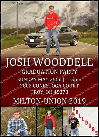 JW Graduation Invitation