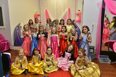Lily's DIVAS Birthday Party