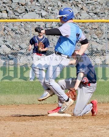 Sullivan West vs Tri-Valley Baseball