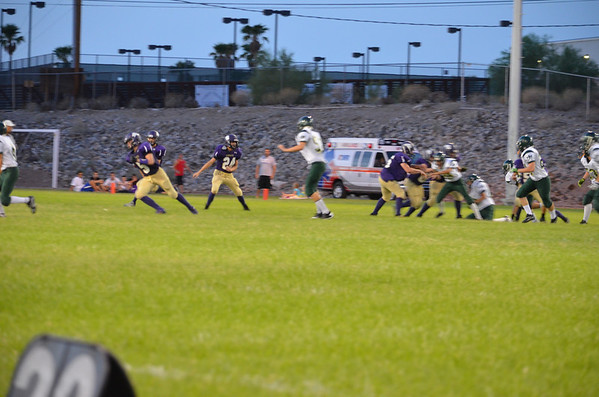 Freshman vs Mohave 9-11-2013