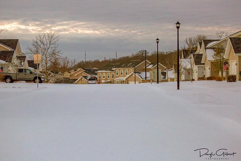Virgin Snowfall
