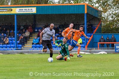 Braintree FC vs Eastleigh FC