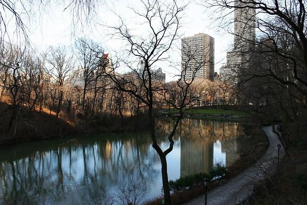 Central Park, New York City (NY)